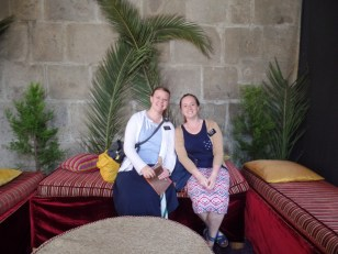 Sister Streadbeck & Sister Runyan