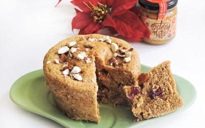 Pan navideño, saludable y delicioso con Sisterly Nuts