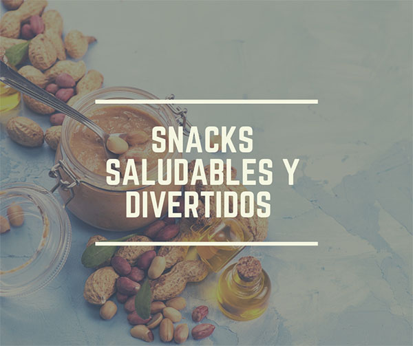 Snacks rápidos y divertidos con Sisterly Nuts