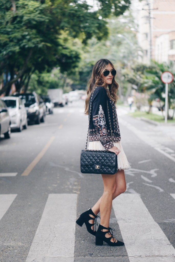 boho style, boho chic, rapsodia, chanel, hippie chic, fashion, sisterly style