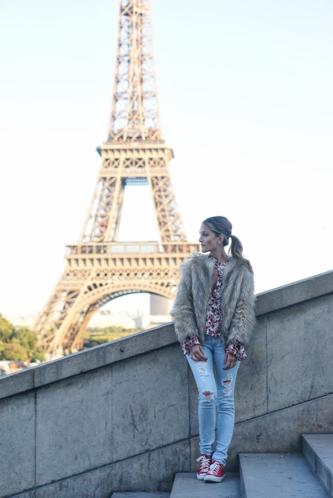 Sisterly Style In Paris Day 2