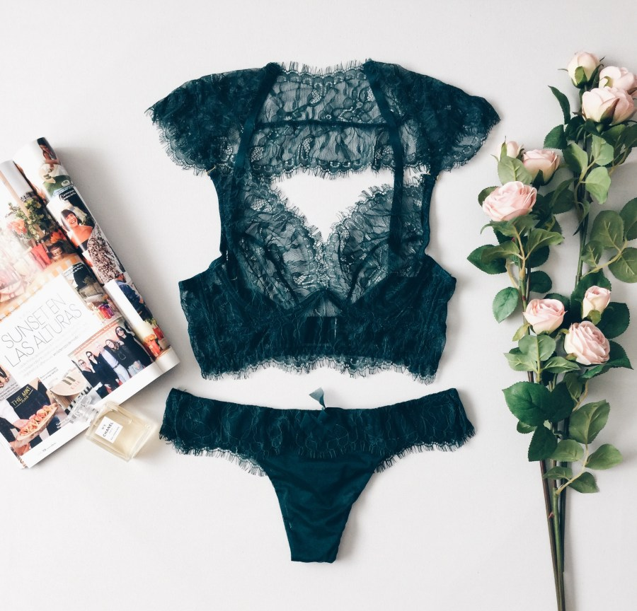 Sisterly Style + Ellipse Lingerie