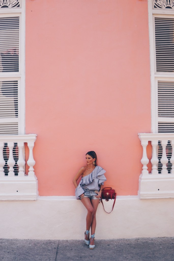 TRAVEL, CARIBBEAN, RAPSODIA, SISTERLY STYLE, CARTAGENA, CHANEL, FASHION BLOG, LIFESTYLEBLOGGERS FASHION TWINS