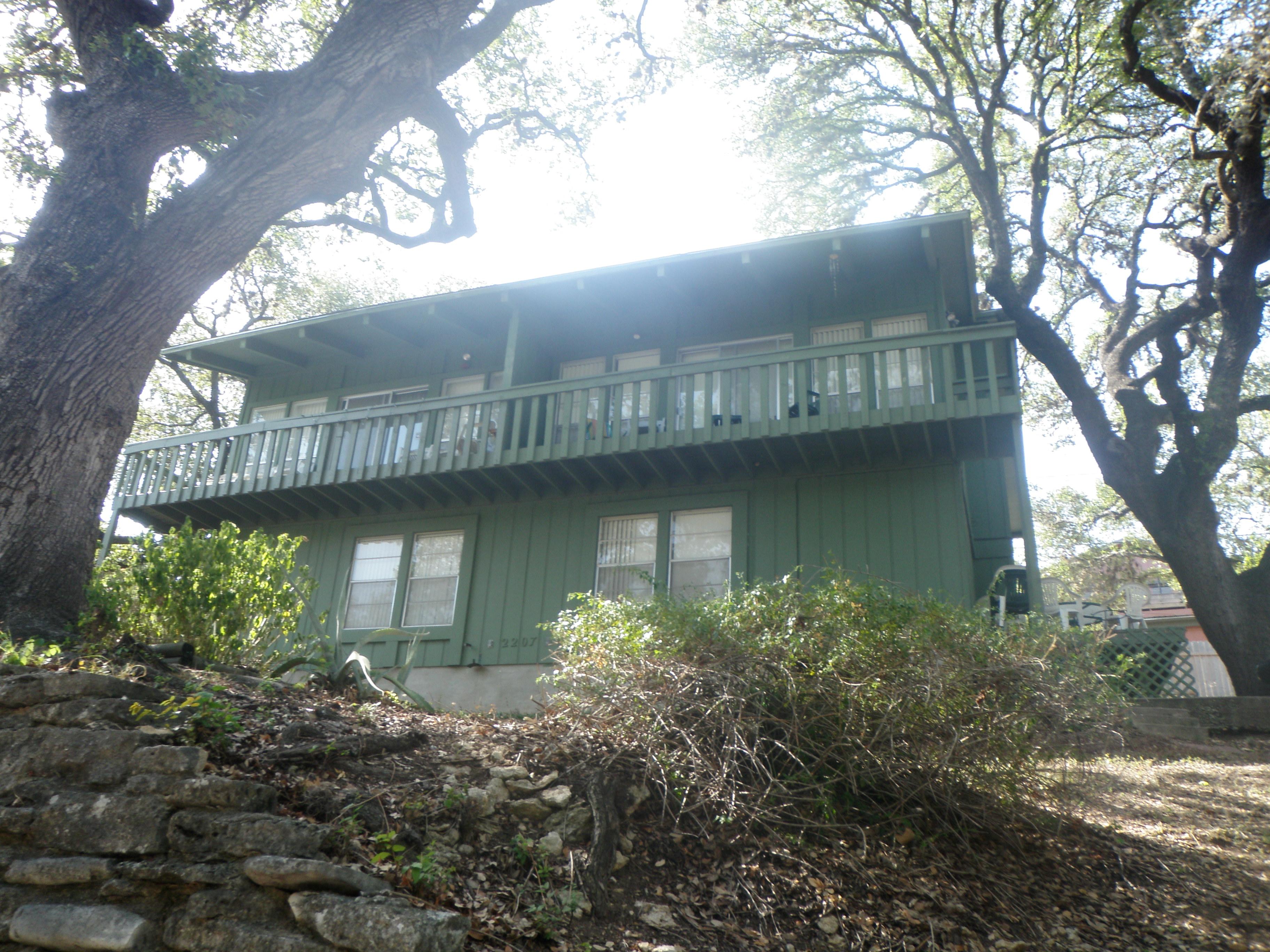 Trailside Tree House