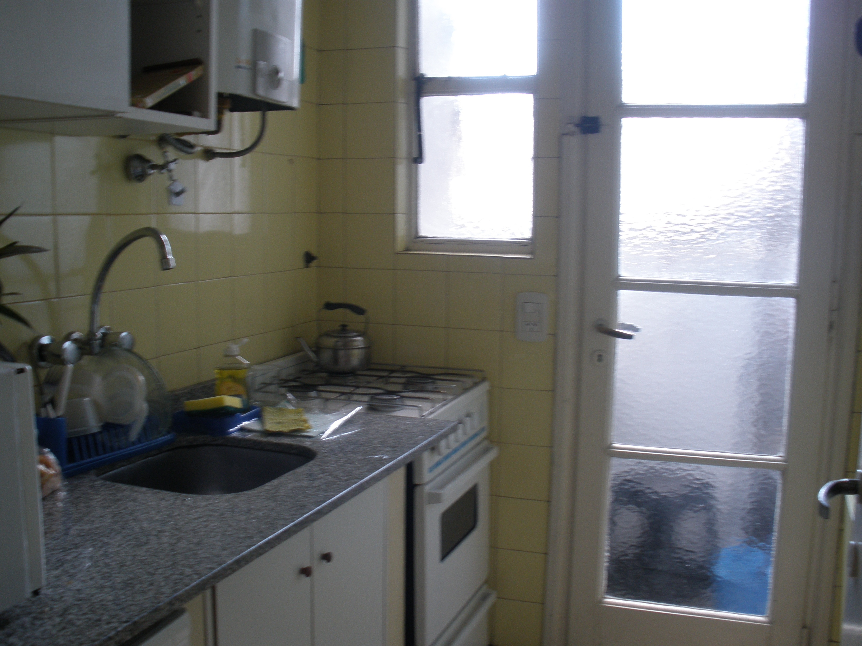 Our very own kitchen