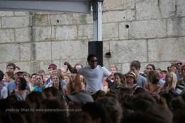At the 2012 Newport Folk Festival
