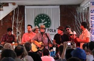 Joe Fletcher and Friends (Nashville to Newport)