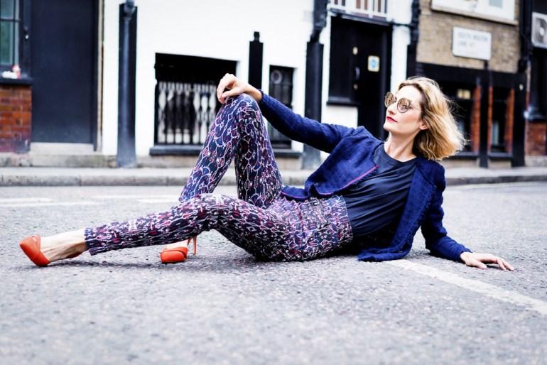 Street style – Tania in London