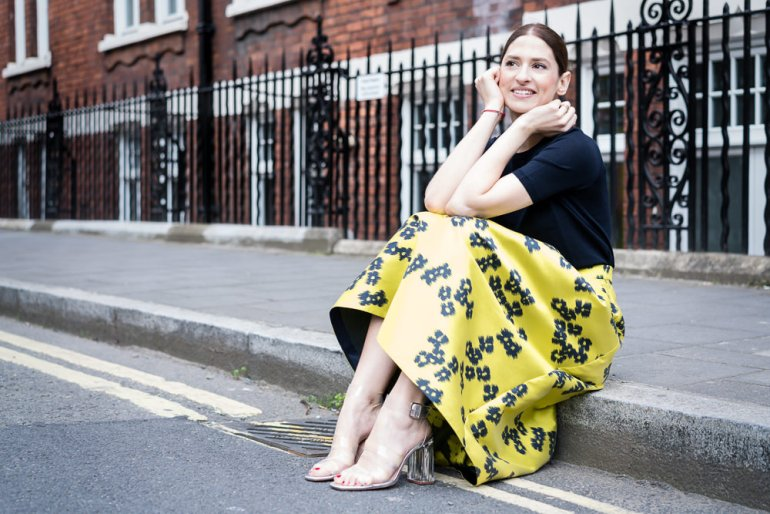 Street style – Laureline in London