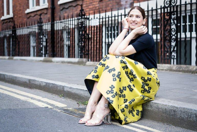 Street style – Laureline in London