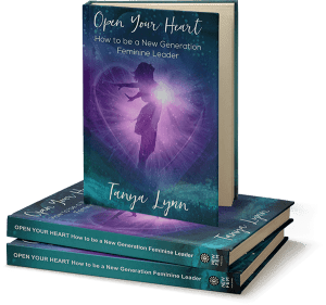 "The Book cover of ""Open Your Heart: How to Be a New Generation Feminine Leader""Open Your Heart: How to Be a New Generation Feminine LeaderOpen Your Heart: How to Be a New Generation Feminine Leader"