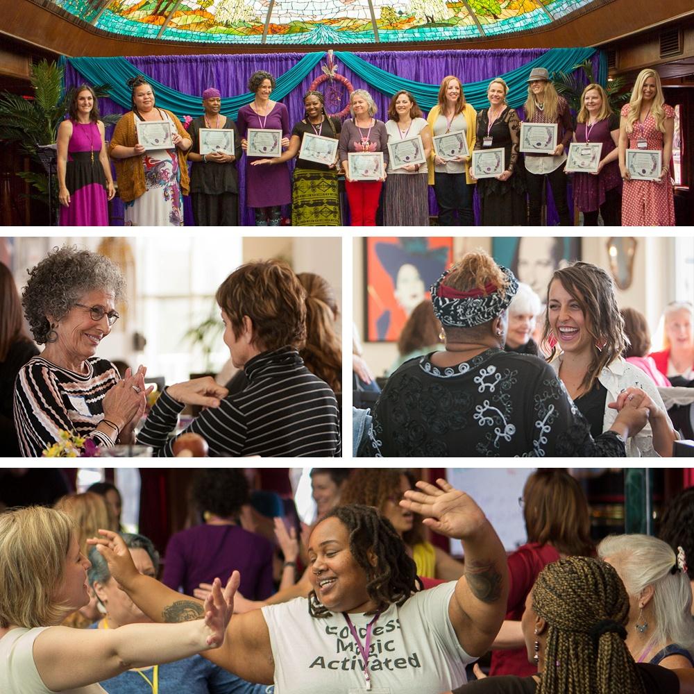 Women's Circle Training Graduation