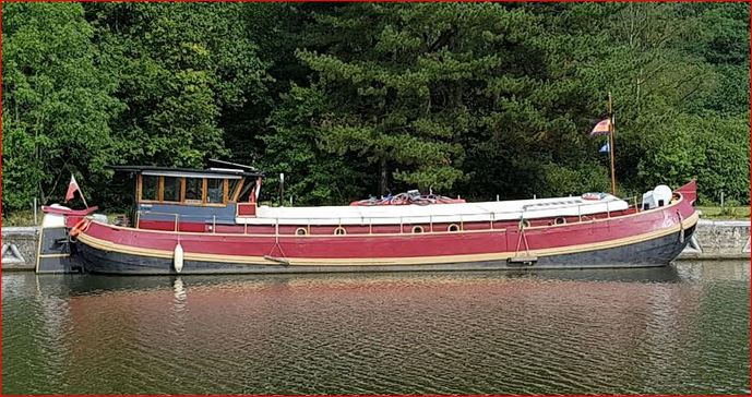 Barge for sale
