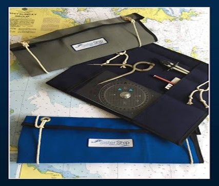 Navigation tool kit and pouch