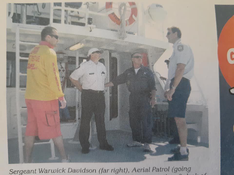 Onboard briefing