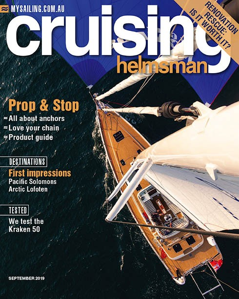 Farewell Cruising Helmsman