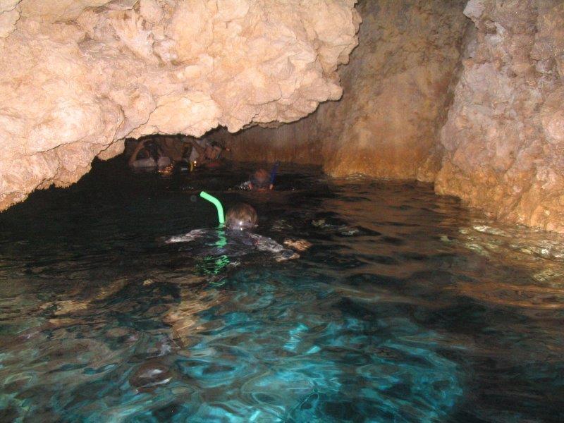 Diving in Niue - a jewel in the pacific ocean