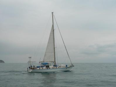 Sailing Pyewacket