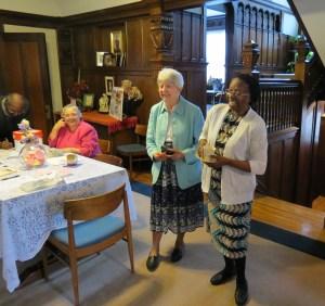 Srs. Rosemarie, Mary Frances, Elizabeth