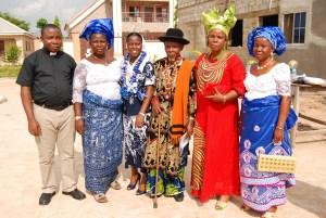 Sr. Ndifreke's family - parents siblings and relatives