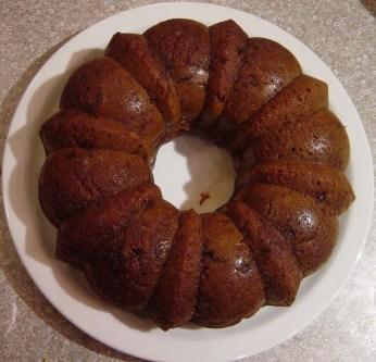 BananaCarrotGingerChocolateBread 012