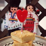 White chocolate brownies – My funny Valentine