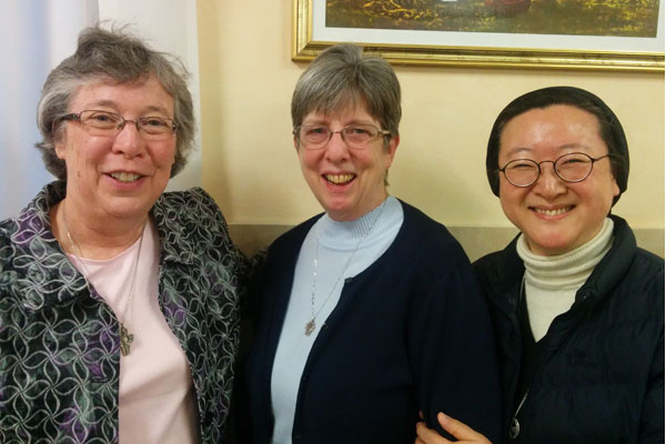 Vincentian Family in Rome