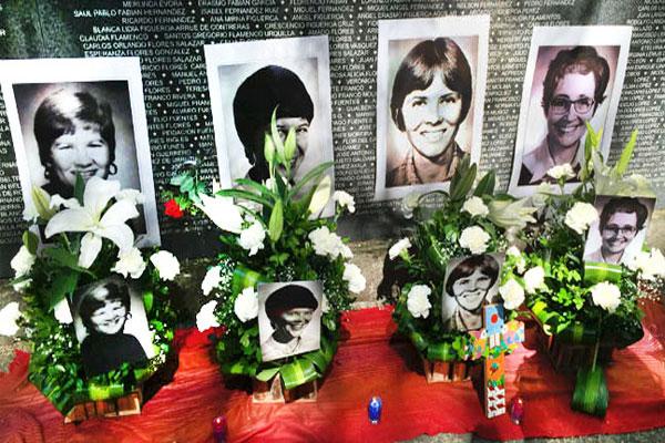 Martyred churchwomen of El Salvador