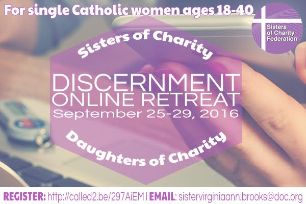 Federation Online Discernment Retreat September 2016
