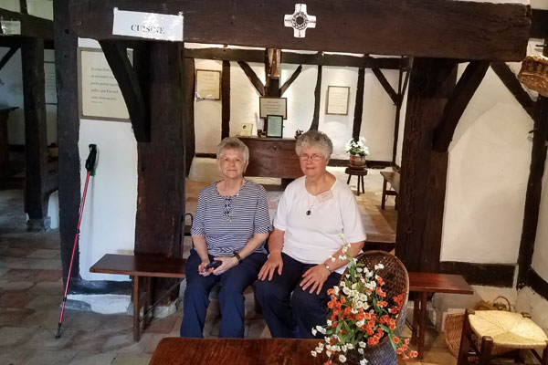 Sisters-Margaret-Finch-and-Peg-Johnson-SCLs-on-France-Vincentian-trip-May-2017-1