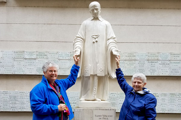 Sisters-Margaret-Finch-and-Peg-Johnson-SCLs-on-France-Vincentian-trip-May-2017
