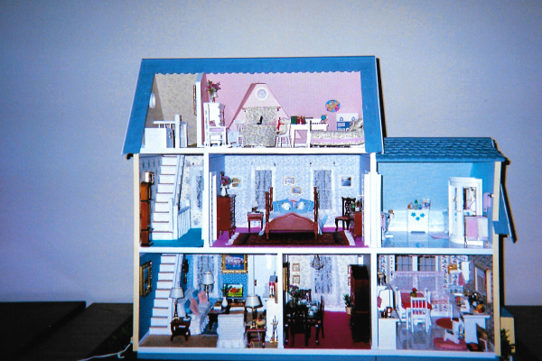 Dollhouse by Inez Mela SCNY
