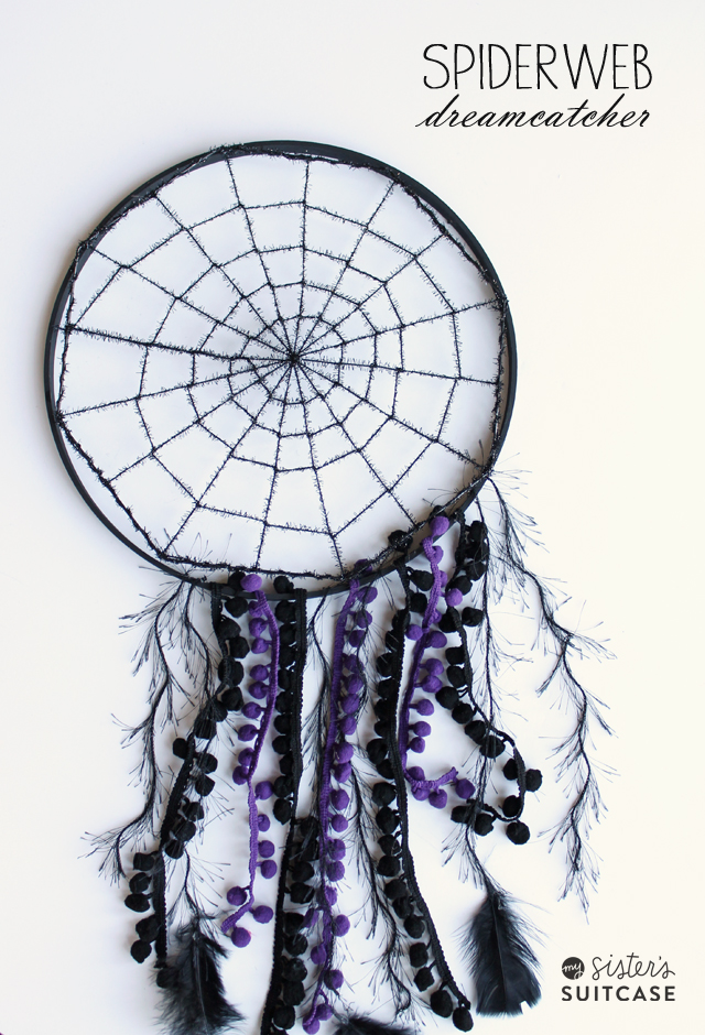 spiderweb dreamcatcher