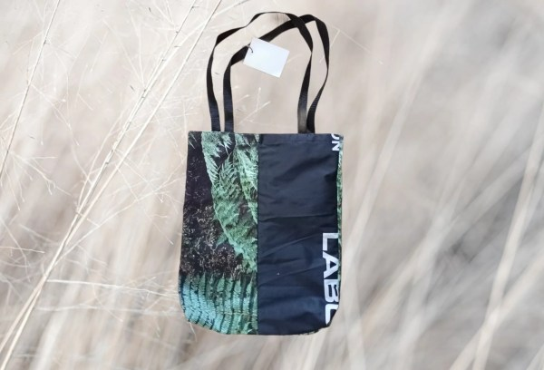 Upcycled Banners - Tote Bags