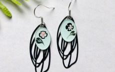 Pauline-Maple earrings