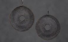 Pamela - Crochet Wire Earrings