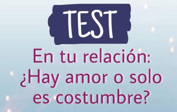 test amor o costumbre con tu pareja