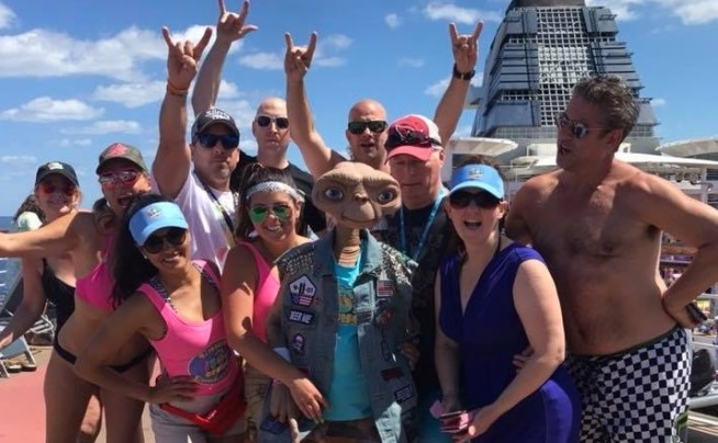 The 80s Cruise 2020 Stuck In The 80s Podcast 80s