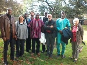 Au Bureau de SITALA - Temps d'échanges avec Sylvie Sculo et Vincent Ropert