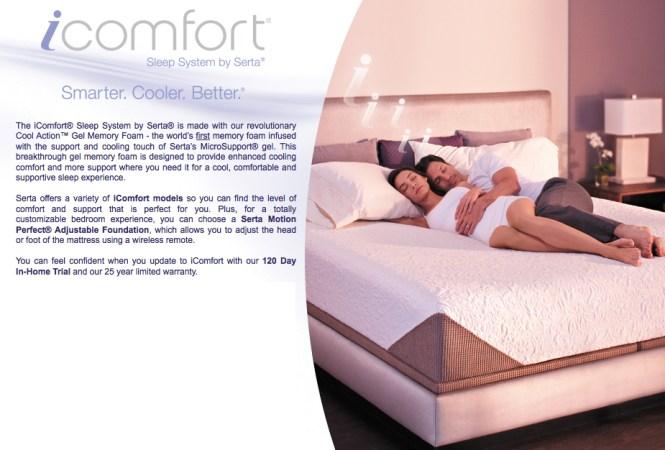Icomfort1 Icomfort2