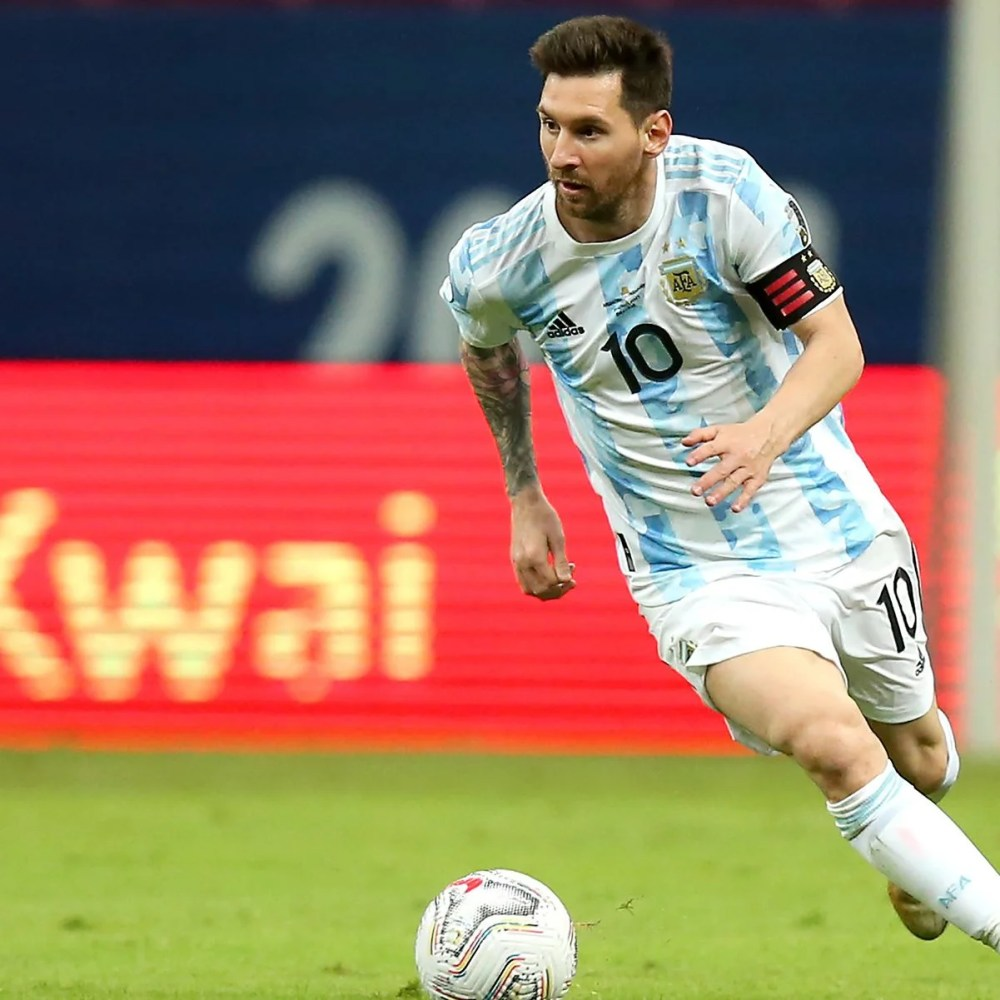 Copa America: Lionel Messi pulls off brilliant nutmeg during Argentina 1-0  Paraguay | GiveMeSport