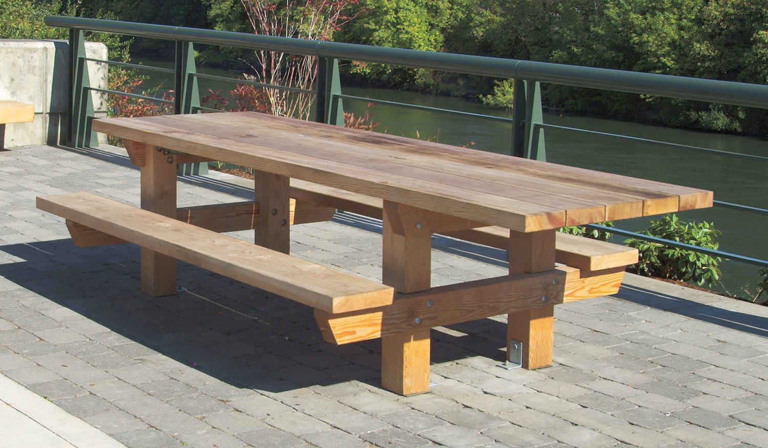 large picnic table plans