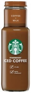Starbucks Launches New Iced Coffee Line