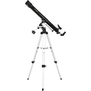 Telescopio Omegon 70/900 EQ1