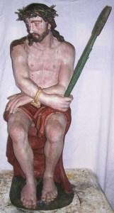Christ aux liens XVIème après intervention