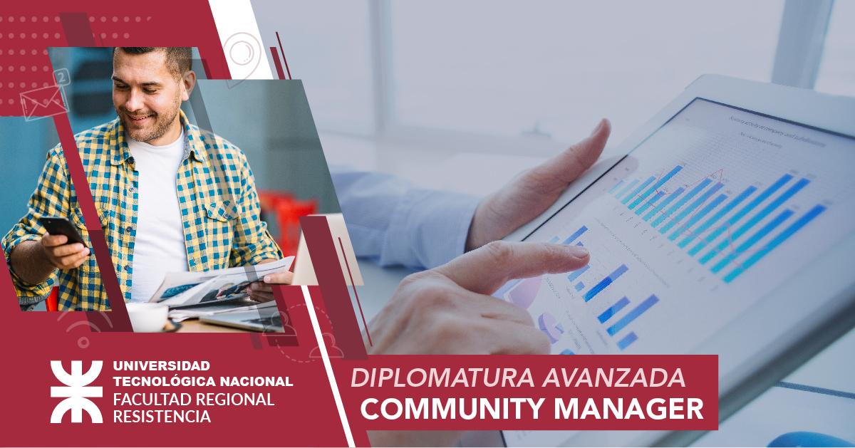 Diplomatura en Community Manager – Nivel Avanzado