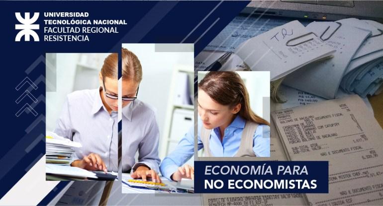 Cursos UTN - E - Economía para no economistas