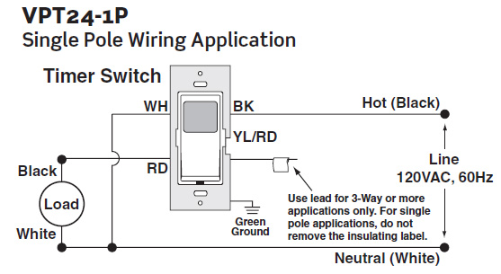 leviton timer switch wiring diagram mercedes ignition