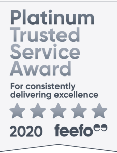 Feefo Platinum Trusted Service Award 2010 Multi Gadget Insure