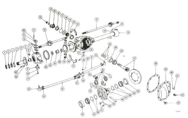 1997 Jeep Wrangler Front Suspension Diagram